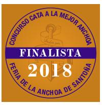 Anchoa finalista en la Feria de la Anchoa de Santoña