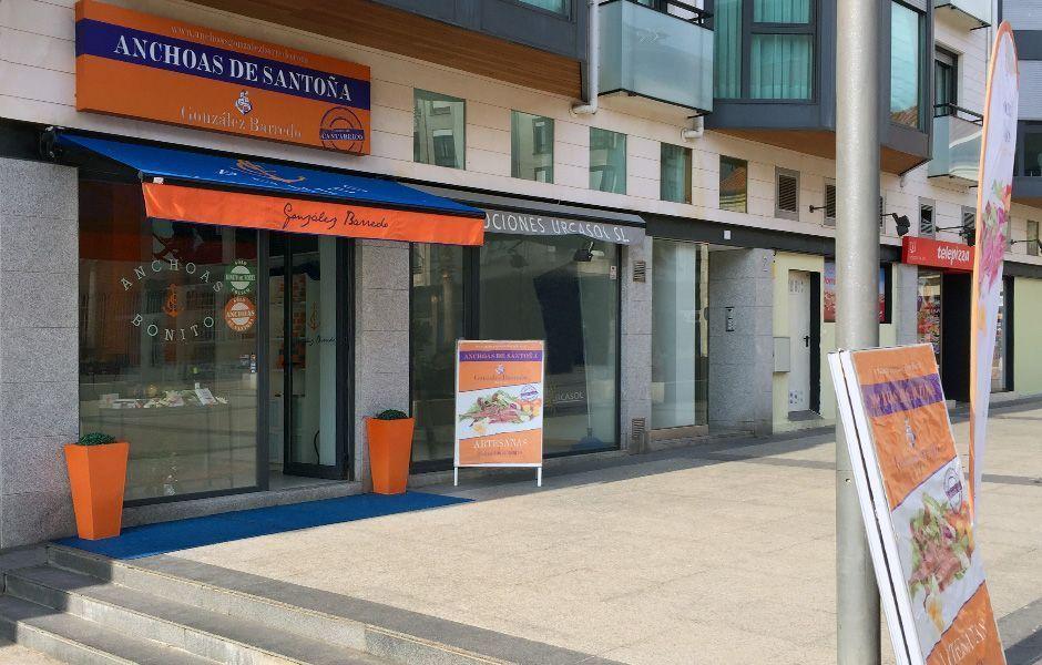 Tienda Conservas González Barredo